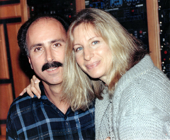 Denny and  Barbra